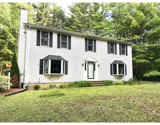 5 Park Ridge Drive Huntington MA 01050