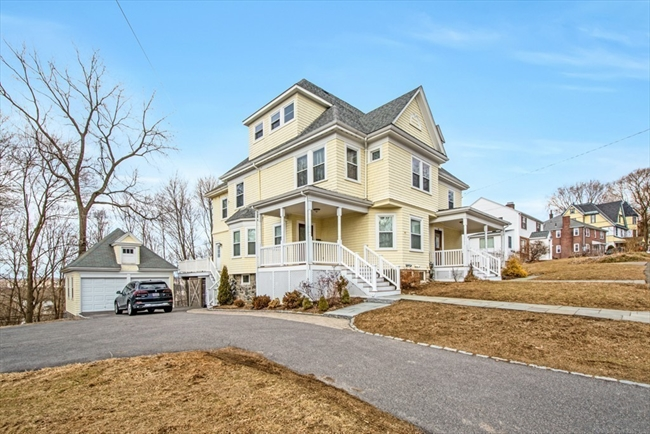 Newtonville Avenue Newton MA 02458