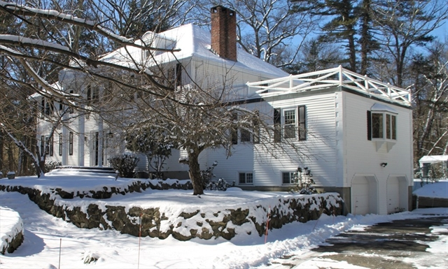 35 Spywood Rd, Sherborn, MA, 01770, Middlesex Home For Sale