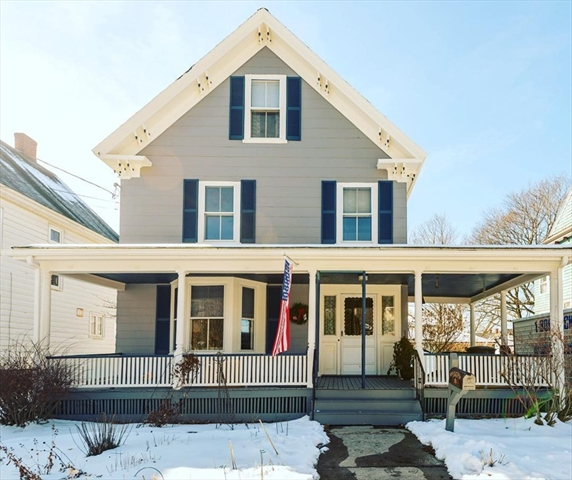 72 Gooch Street, Melrose, MA, 02176, Middlesex Home For Sale
