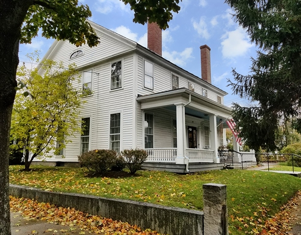 208 Main Street, Groton, MA, 01450, Middlesex Home For Sale