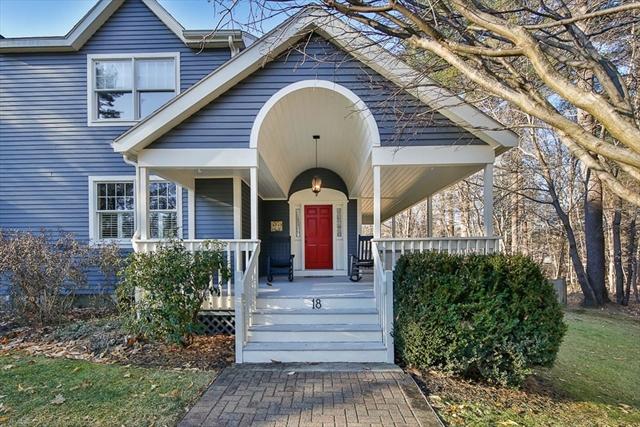 18 Taft Woods Row, Hamilton, MA, 01982, Essex Home For Sale