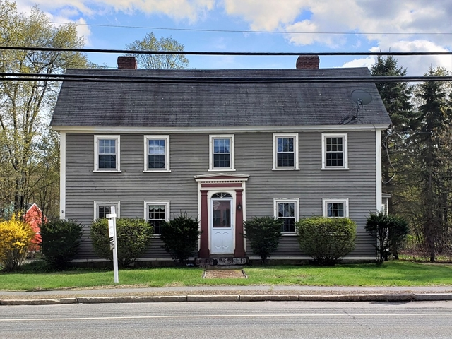 446 Main St, Townsend, MA, 01474, Middlesex Home For Sale