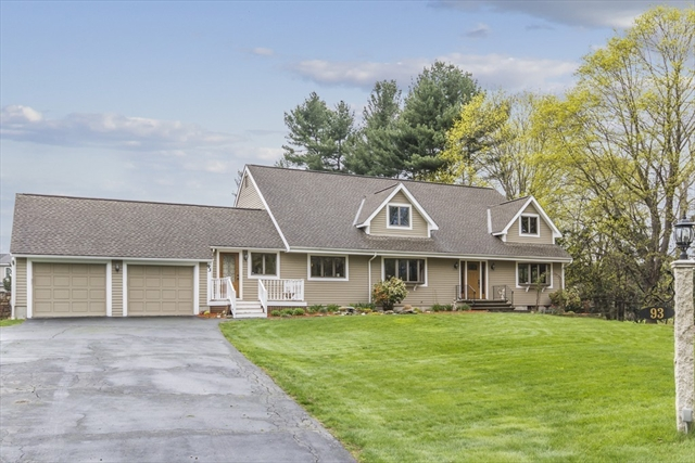 93 Mill St, Groton, MA, 01450, Middlesex Home For Sale