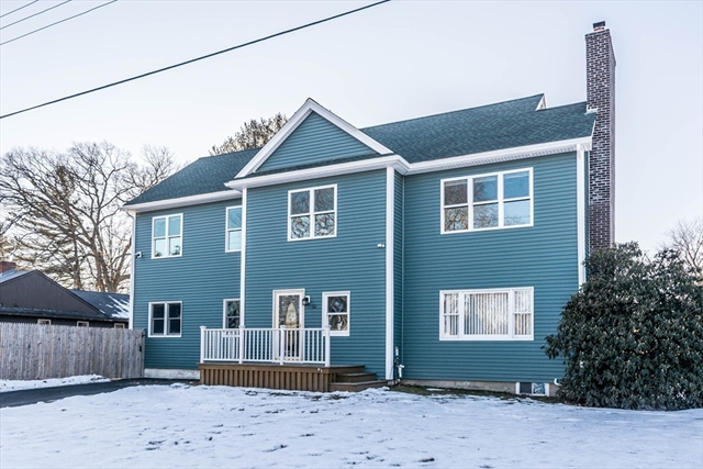 52 Leonard Ave, Dracut, MA, 01826, Middlesex Home For Sale