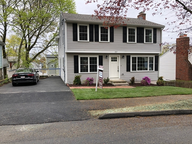 107 Waverley St, Arlington, MA, 02476, Middlesex Home For Sale
