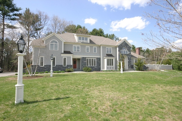 3 Knollcrest Farm Lane, Sherborn, MA, 01770, Middlesex Home For Sale