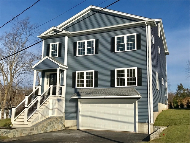 39 ROCKRIDGE Road Waltham MA 02453