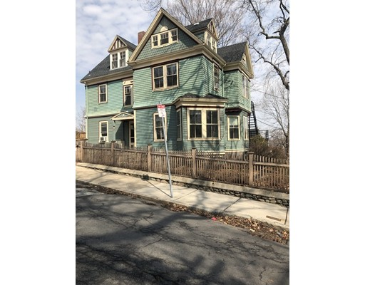 138 Brown Avenue Boston MA 02131