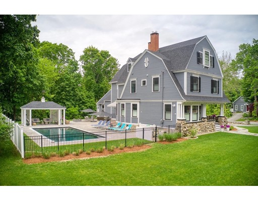43 Abbot Street, Andover, MA 01810