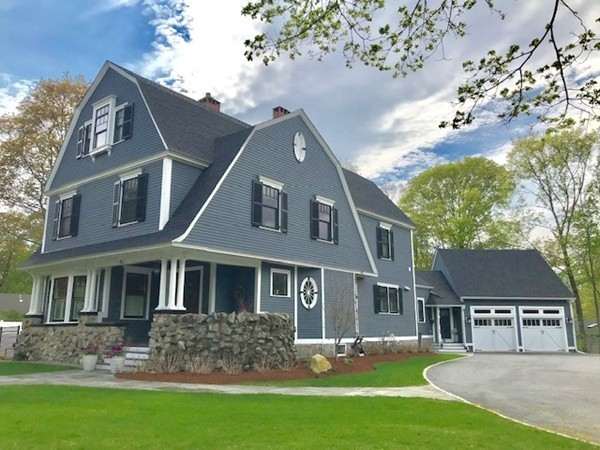 43 Abbot Street, Andover, MA, 01810, Essex Home For Sale