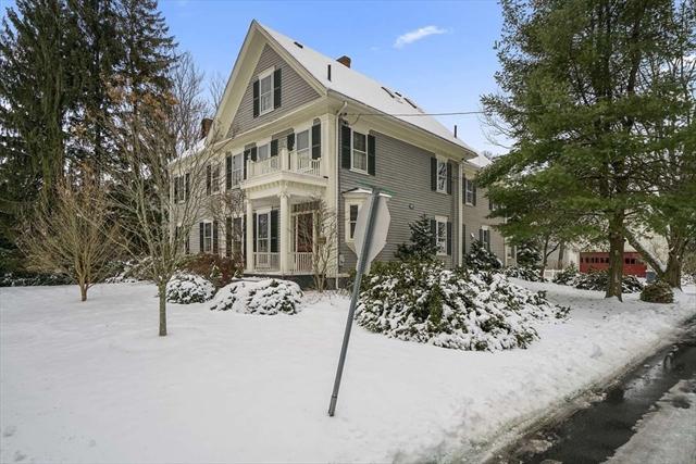 78 Village Avenue, Dedham, MA, 02026, Norfolk Home For Sale