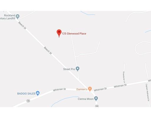 125 Glenwood Place Hanson MA 02341