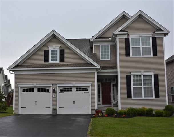 2 HARTSHORNE WAY, Methuen, MA, 01844,  Home For Sale
