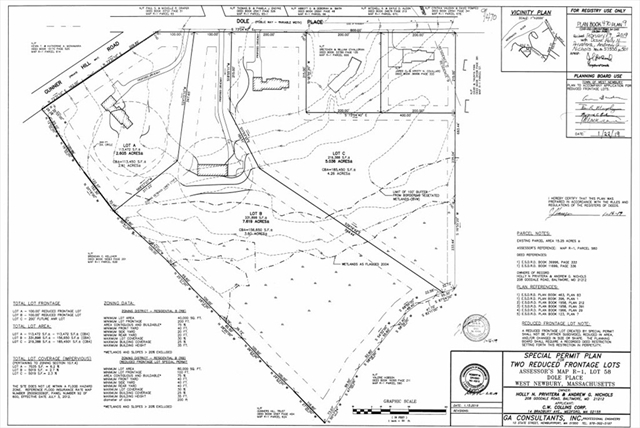 Lot C Dole Place, West Newbury, MA, 01985, Essex Home For Sale