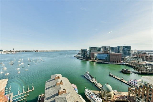 10 Rowes Wharf, Boston, MA, 02110, Waterfront Home For Sale