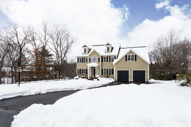 4 Deer Path, Natick, MA, 01760, Middlesex Home For Sale