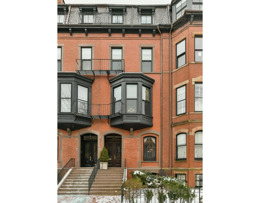 126 Marlborough Street Boston MA 02116