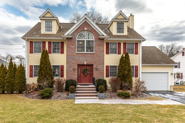 16 Alfred Street, Woburn, MA, 01801, Middlesex Home For Sale