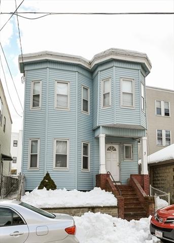 5 Maverick St, Chelsea, MA, 02150, Suffolk Home For Sale