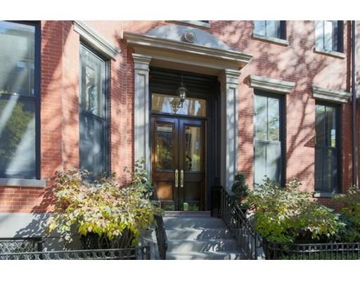 321 Dartmouth Street Boston MA 02116