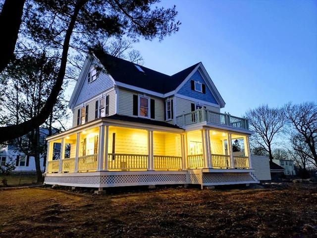 136 Hayward Street, Braintree, MA, 02184, Norfolk Home For Sale
