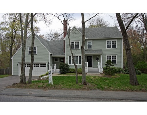 23 Overbrook Drive Wellesley MA 02482