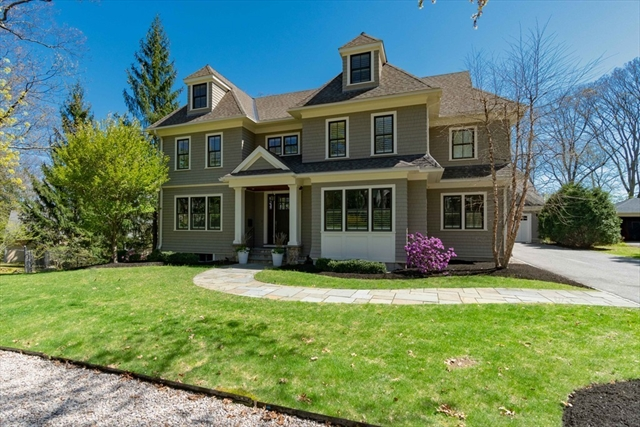 20 Gammons Road, Newton, MA, 02468, Middlesex Home For Sale