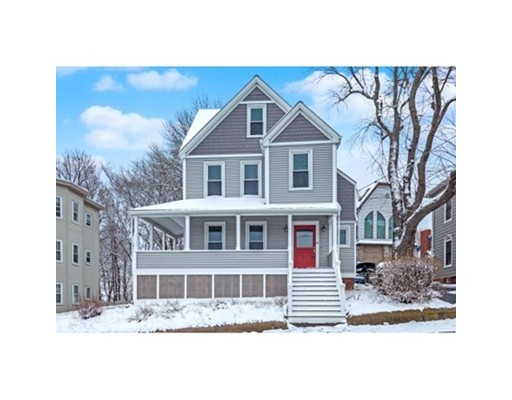 48 Bradstreet Avenue Revere MA 02151