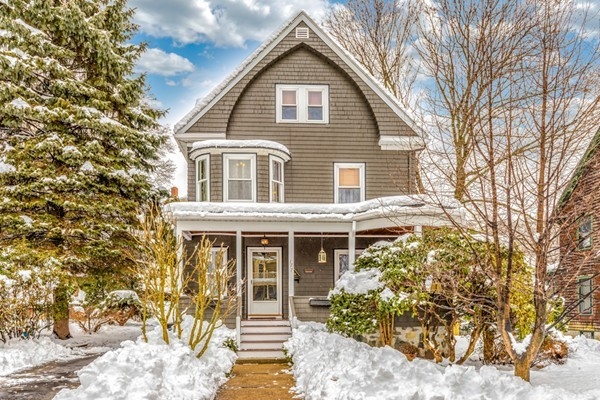 177 Ashland Street, Melrose, MA, 02176, Middlesex Home For Sale