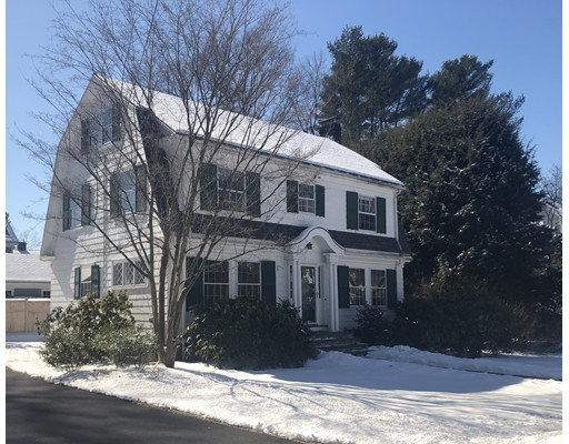 8 Tappan Road Wellesley MA 02482