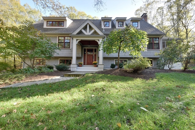 23 CURVE ST., Sherborn, MA, 01770, Middlesex Home For Sale