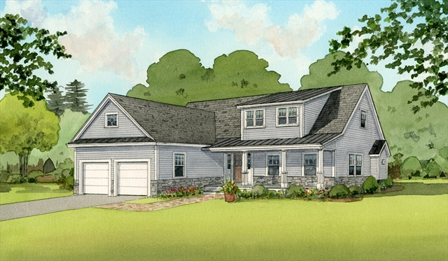 Lot A Dole Place, West Newbury, MA, 01985, Essex Home For Sale