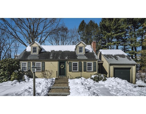 21 Clearwater Road Winchester MA 01890