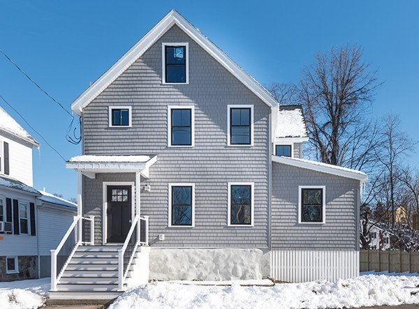 59 Sanford St, Melrose, MA, 02176, Middlesex Home For Sale