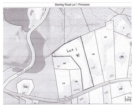 Lot 1 Sterling Road, Princeton, MA 01541