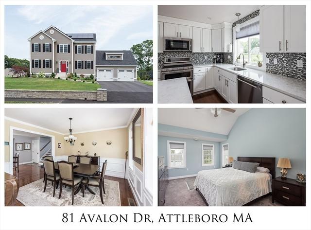 81 Avalon Drive Attleboro MA 02703