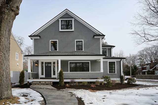 258 Manning St, Needham, MA, 02492, Norfolk Home For Sale
