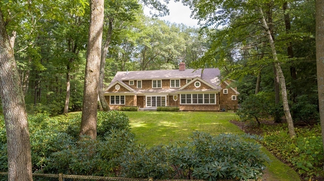 216 Winding River Road, Wellesley, MA, 02482, Norfolk Home For Sale