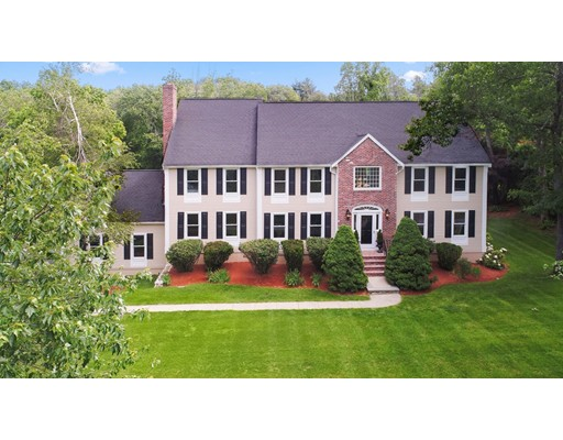 11 Knollcrest Drive Andover MA 01810
