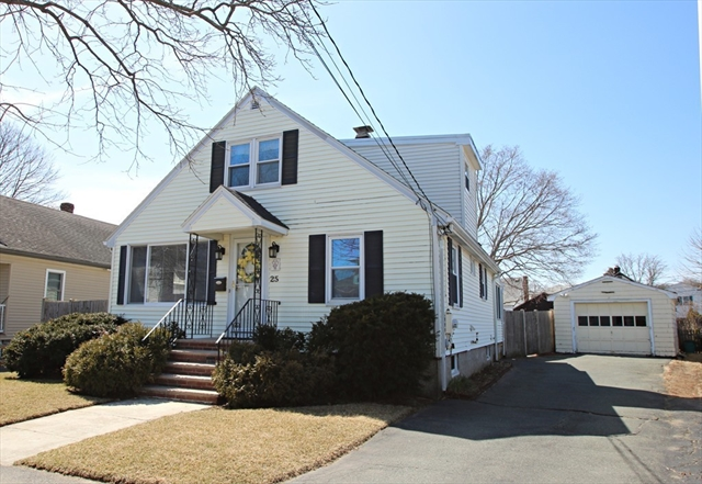 25 Norfolk Avenue, Peabody, MA, 01960, Essex Home For Sale