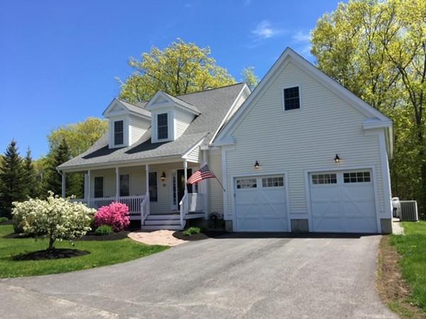 21 Magnolia Ln, Groton, MA, 01450 Real Estate For Sale