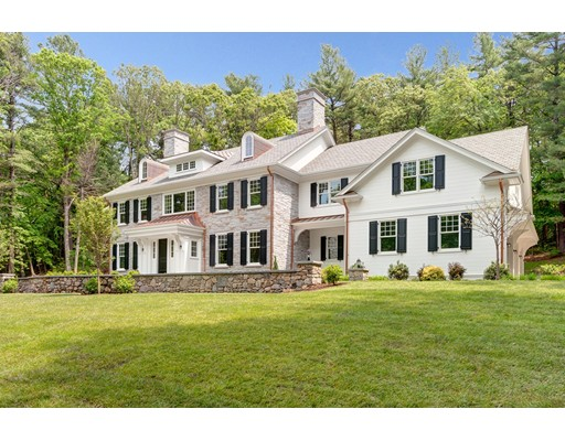 240 Westerly Road, Weston, MA 02493