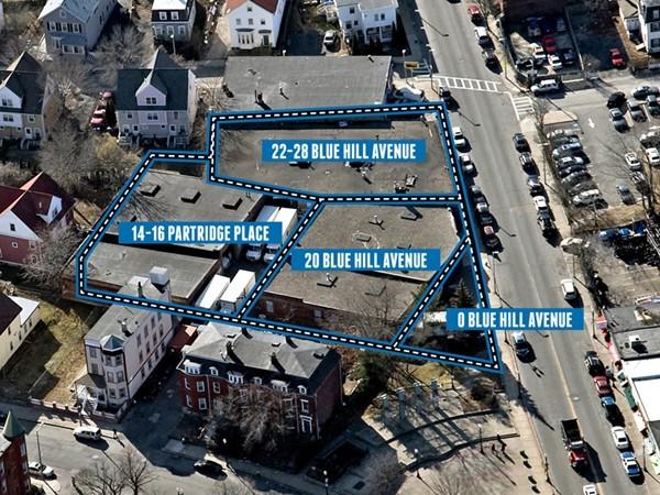 20-28 Blue Hill Avenue Boston MA 02119