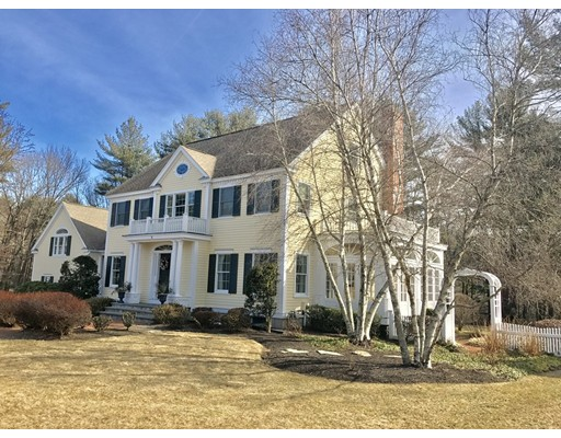 9 Fuller Farms Road Topsfield MA 01983
