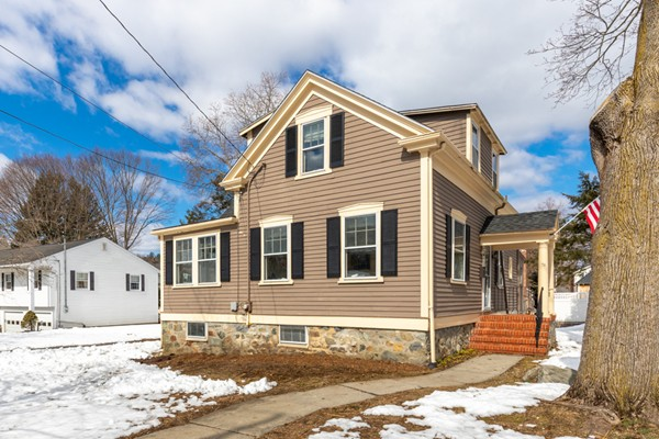 78 Boardman Ave, Melrose, MA, 02176, Middlesex Home For Sale