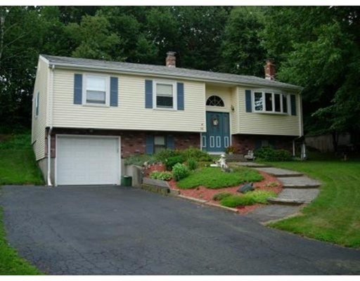58 Valley Brook Road, Agawam, MA 01030