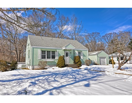 Beautiful Cape settled on an over-sized corner lot in quiet North Seekonk Neighborhood. New Stainless Steel appliances, pristine recently refinished hardwood floors, and fresh paint throughout. Central AC,  Replacement Windows (Harvey), Roof (6 years). Finished basement space is perfect for playroom, man/she cave. Brand new septic to be installed by seller prior to closing. Conveniently located near commuter rail, highway access, shopping etc. Showings start at the First showing Open House Saturday, 3/16 from 2-4pm