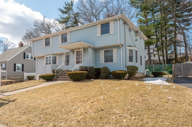 18 Seward Road, Stoneham, MA, 02180, Middlesex Home For Sale