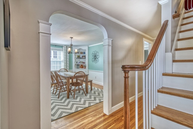 185 Warwick Road, Melrose, MA, 02176, Middlesex Home For Sale